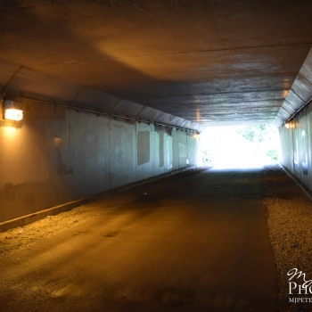 Light at the End of the Tunnel by MJ Peterson